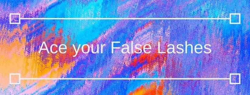ace your false lashes, false lashes, eyelashes, lashes