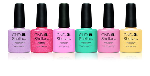 CND Flirtation Collection