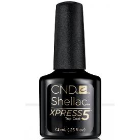 CND Xpress-5-top-coat