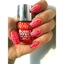 Bubbly Effect Polish