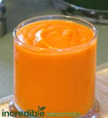 Orange Carrot Ginger Smooth