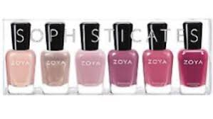 Zoya Sophisticates collection
