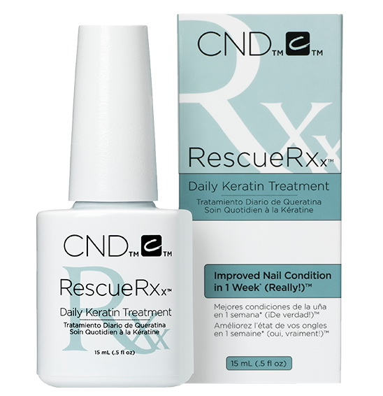 Rescue rxx, nail care, nails