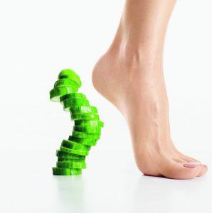 womens foot