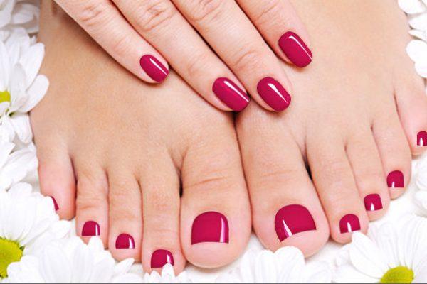 shellac, shellac manicure, shellac pedicure, gelish, gel polish