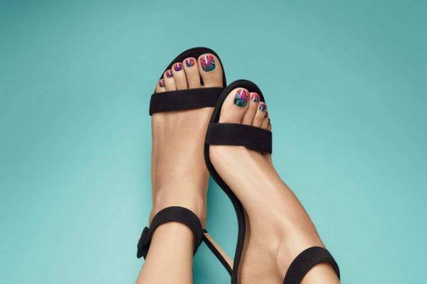 pedicure, feet, foot massage